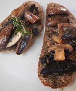 Mushrooms au naturel