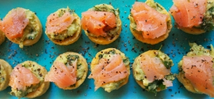 salmonfrittatabites